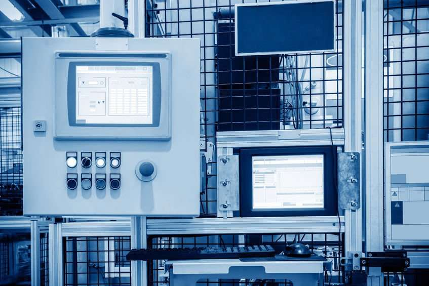 A reliable database for Industrial control