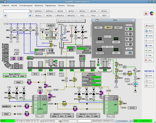 The eXtremeDB real-time database in the Smolensk Nuclear Power Plant