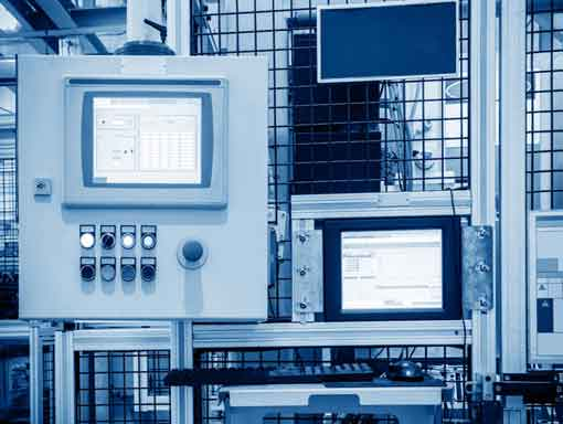 Industrial control demands a reliable data management system