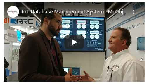 Video about IoT edge database systems
